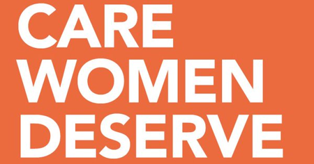 care women deserve - Patient Education Pamphlets