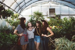 group of friends in a greenhouse 300x200 - group-of-friends-in-a-greenhouse